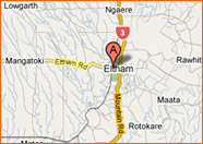 The Eltham District Veterinary Services, Railway St, Eltham, Auckland 4657